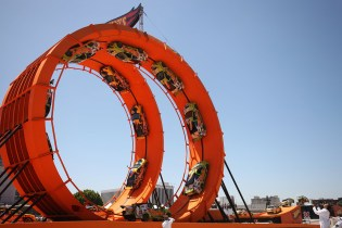 Hot Wheels Double Loop Dare Documentary