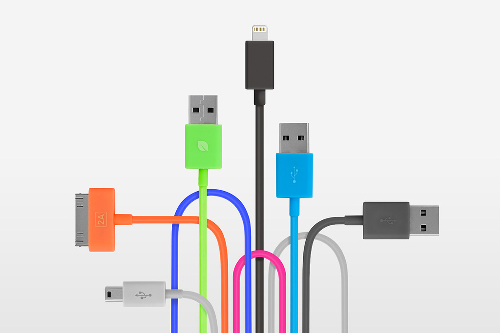Incase Introduces Colored Cables for All Your Needs
