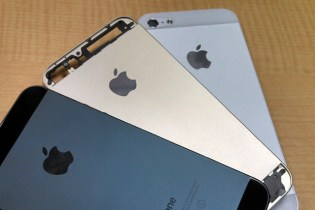 Images of the Alleged New Gold iPhone 5S Surface