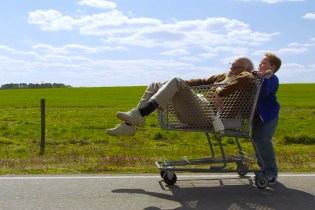 Jackass Presents: Bad Grandpa Official Trailer