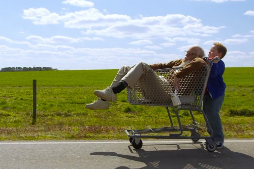 Jackass Presents: Bad Grandpa Official Trailer