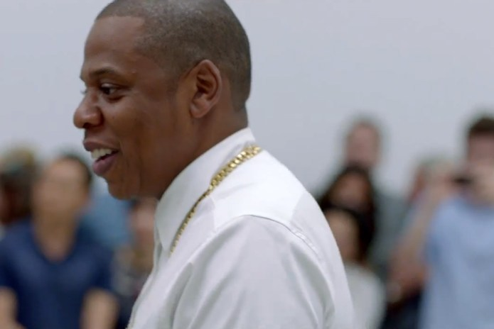 Jay Z - Picasso Baby: A Performance Art Film