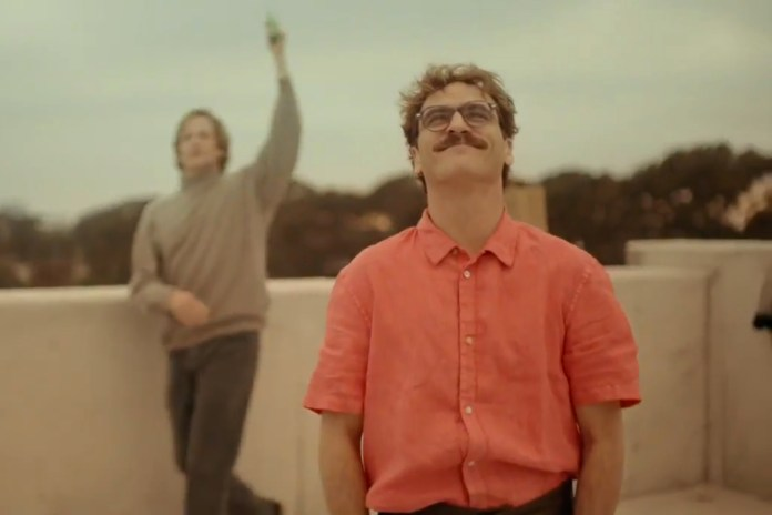 Joaquin Phoenix & Scarlett Johansson Star in Spike Jonze's New Film 'Her'