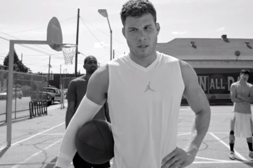 "Jordan Brand Presents ""Blake and Drain"" Commercial"