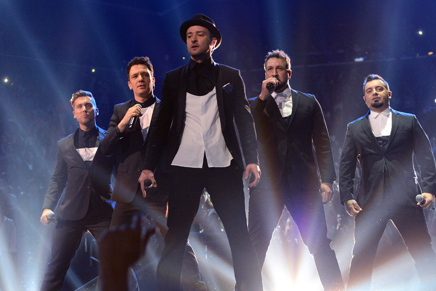"Justin Timberlake 2013 MTV VMAs ""Video Vanguard"" Performance"