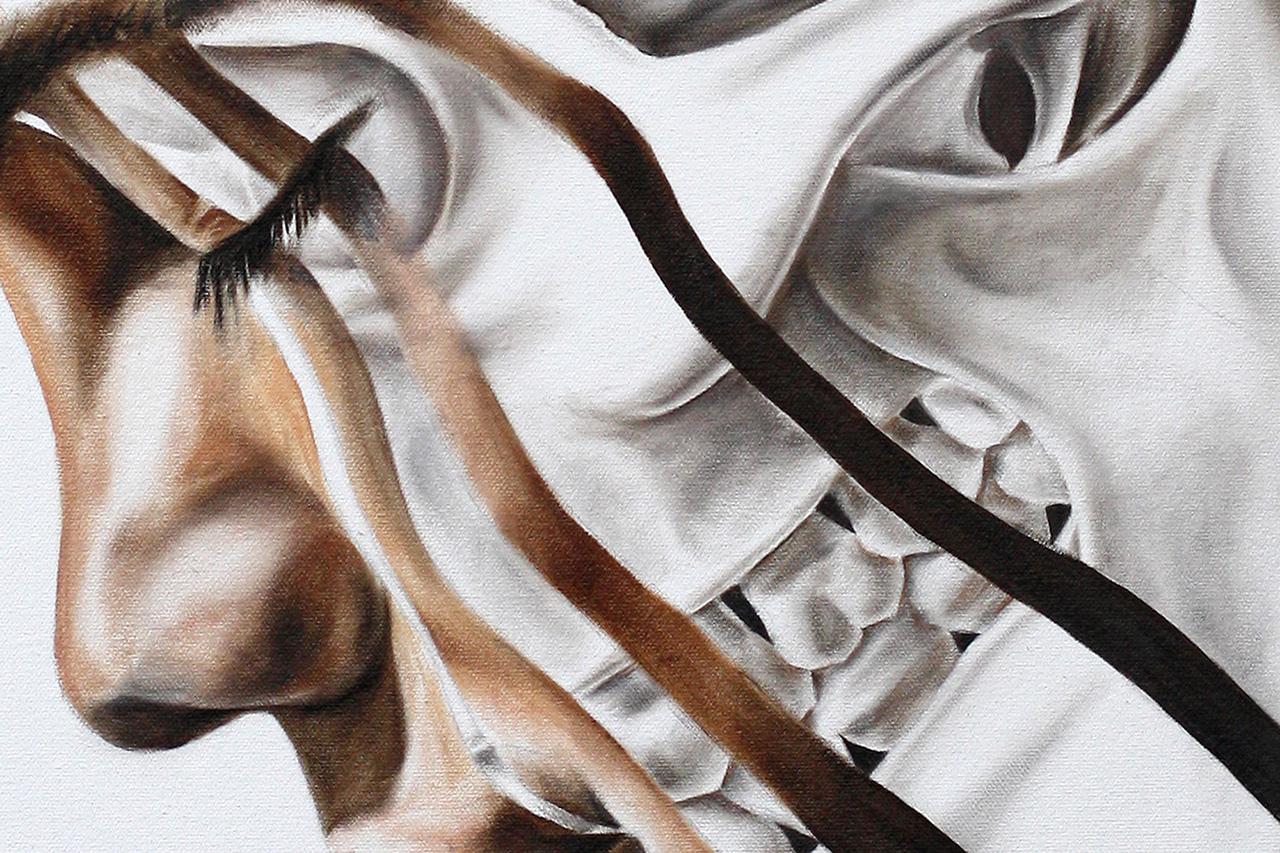 kamea hadar face value exhibition at cukui gallery