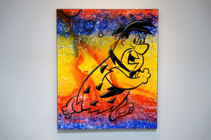 "Kenny Scharf ""Pop Renaissance"" @ Honor Fraser Gallery"