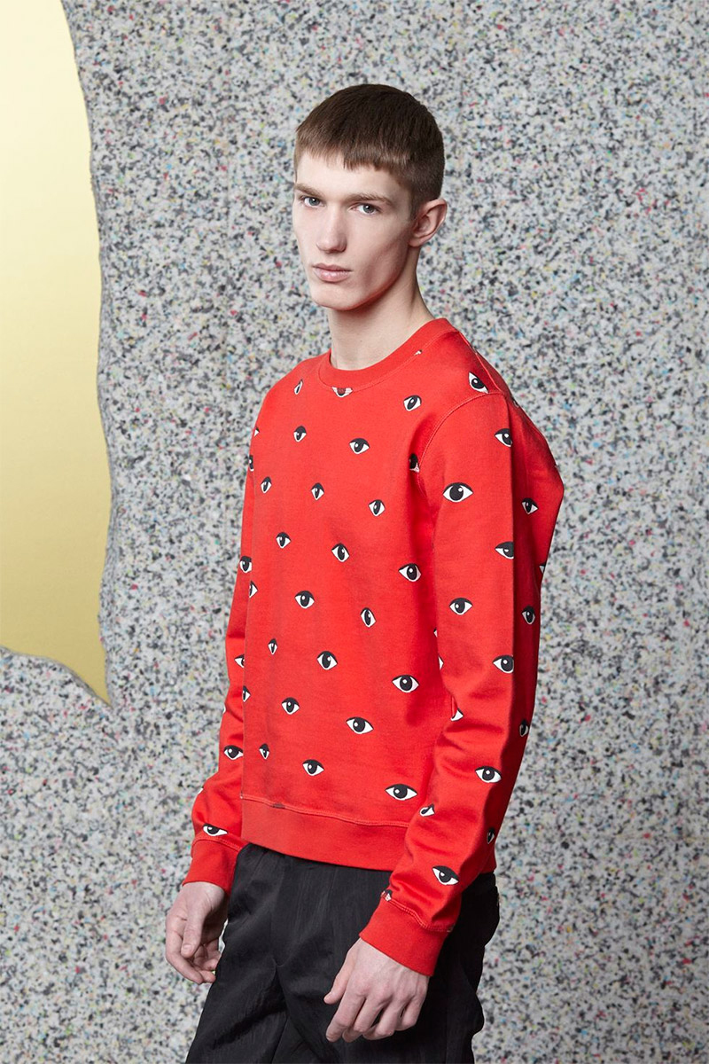 "KENZO 2013 Fall/Winter ""Eye"" Capsule Collection"