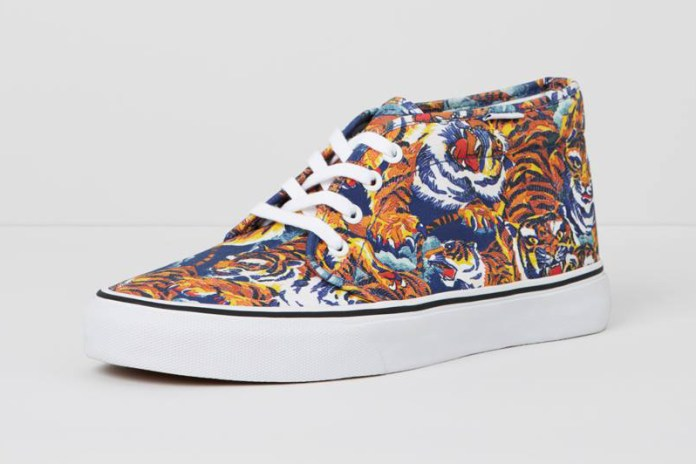 KENZO x Vans 2013 Fall/Winter Collection