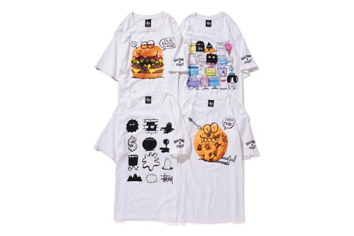 Kevin Lyons x Stussy Guest Artist Series