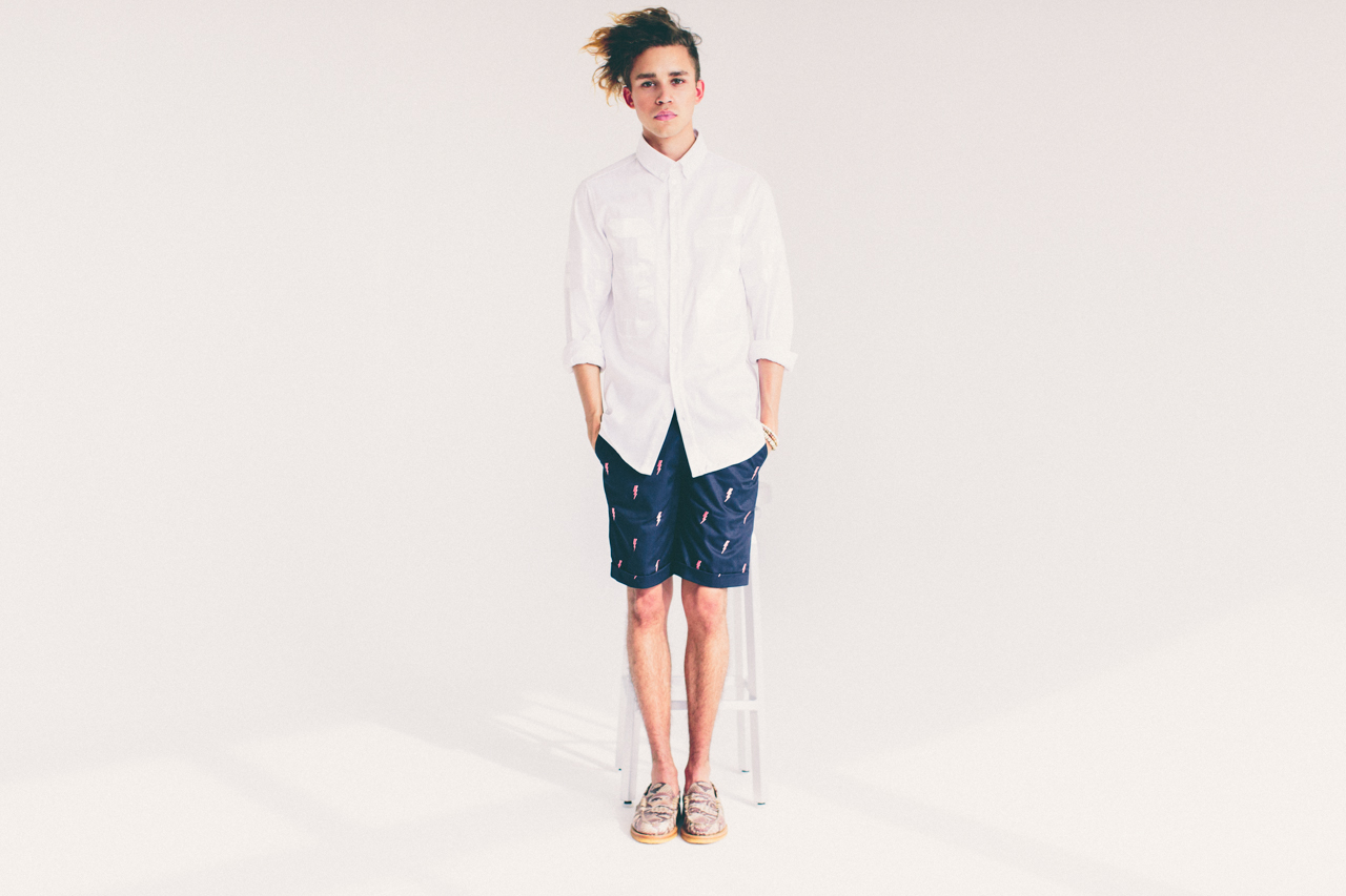 Kith White Label 2.0 2013 Summer Lookbook by 13thWitness