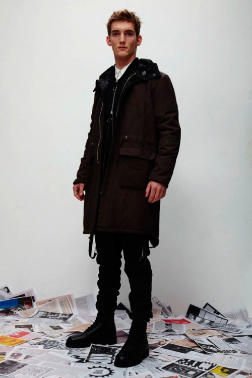 KOMAKINO 2013 Fall/Winter Lookbook