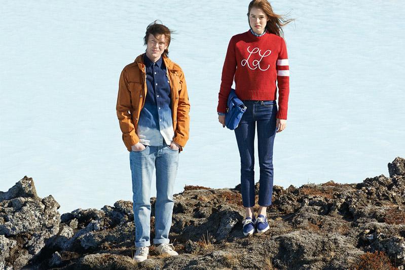 Lacoste L!VE 2013 Fall/Winter Lookbook