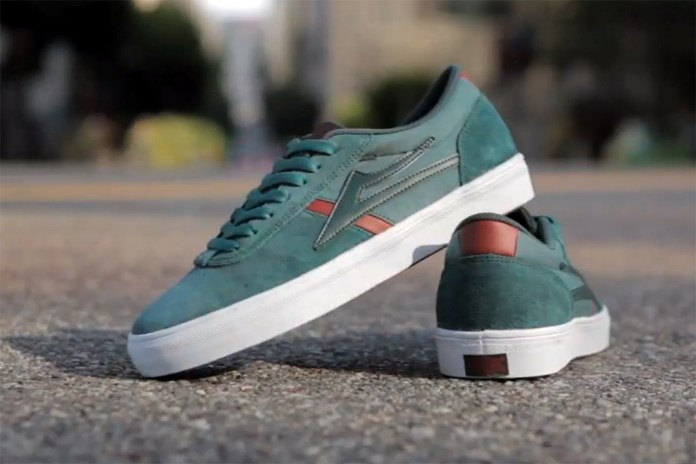 Introducing the Vincent by Lakai: Vincent Alvarez's First Pro Model