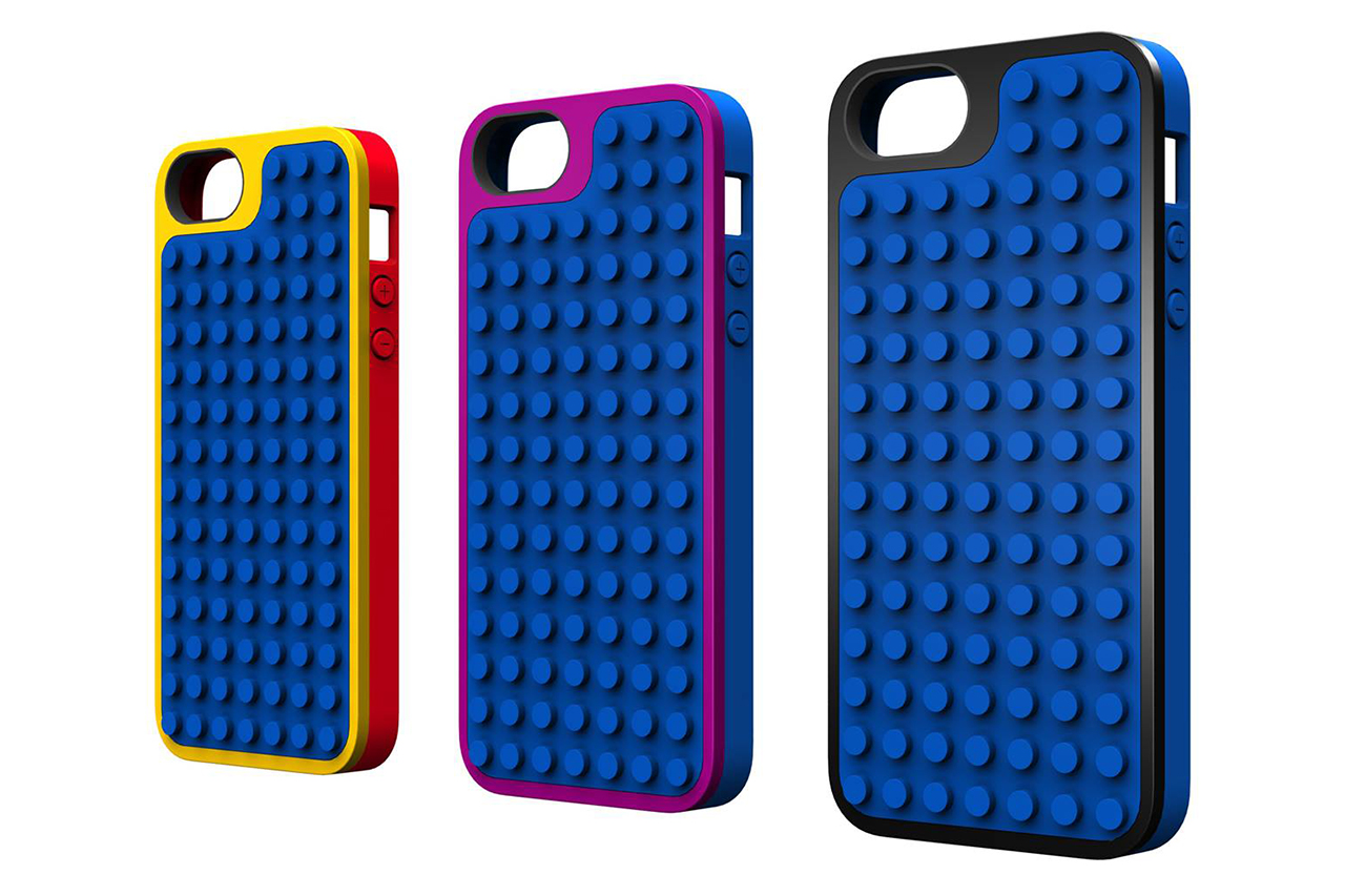 LEGO x Belkin iPhone 5 'Master Builders' Collection Case