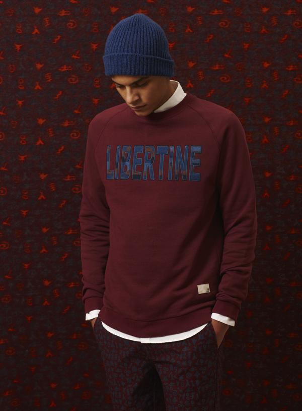 Libertine-Libertine 2013 Fall/Winter Lookbook