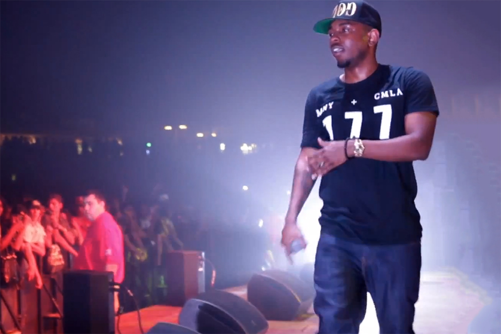 Life + Times Presents Made in America – TDE