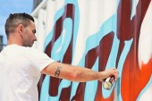 "London's Boxpark Launches Live Graffiti ""Bomb The Box"""