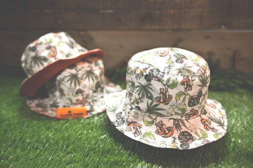 "LRG ""Alohigh"" Bucket Hat"