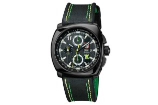 Luminox Tony Kanaan Valjoux Chronograph
