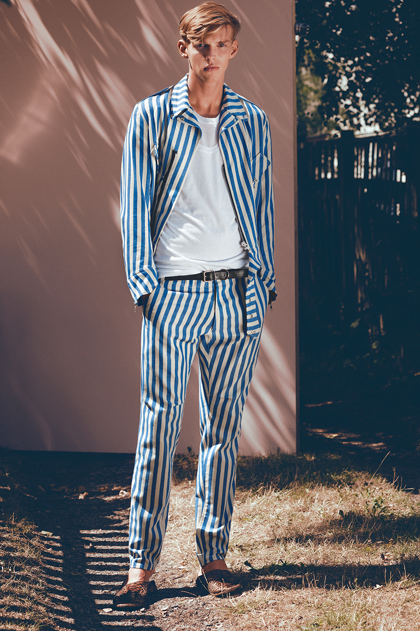 M.A.B. 2014 Spring/Summer Lookbook
