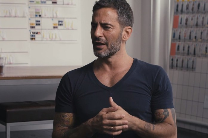 Marc Jacobs On South Park, His Daily Routine and Designing for LV