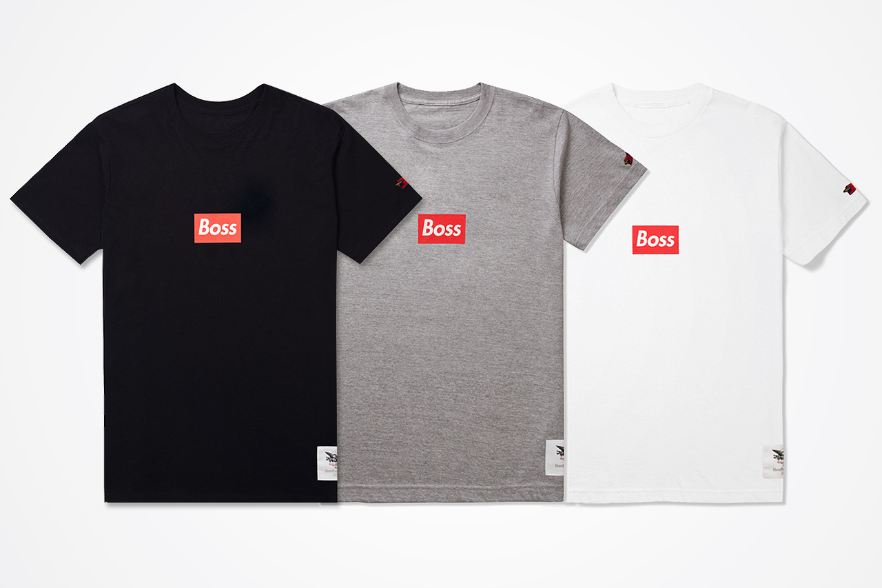 Heather Grey Wall x Mark McNairy 2013 Summer T-Shirts