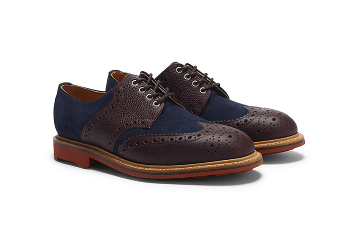 """Mark McNairy for Club Monaco 2013 """"Makers & Muses"""" Collection"""