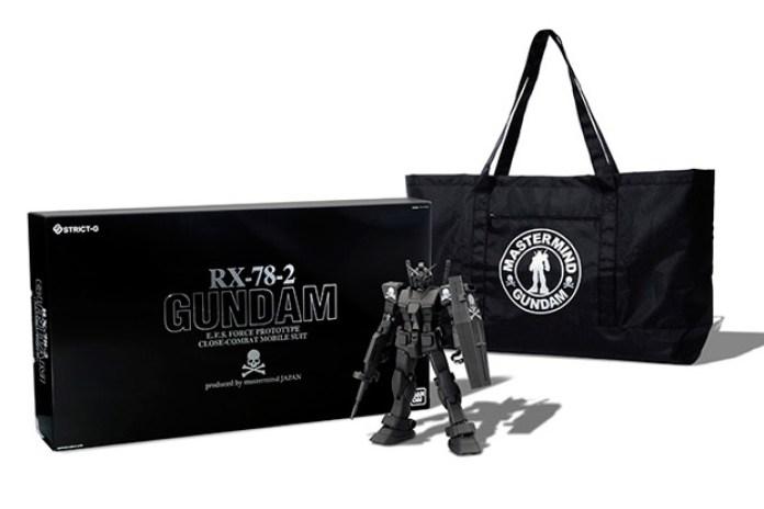 mastermind JAPAN x STRICT-G PG 1/60 RX-78-2 Gundam