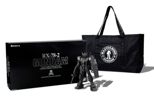 mastermind JAPAN x STRICT-G PG 1/60 RX-78-2 Gundam
