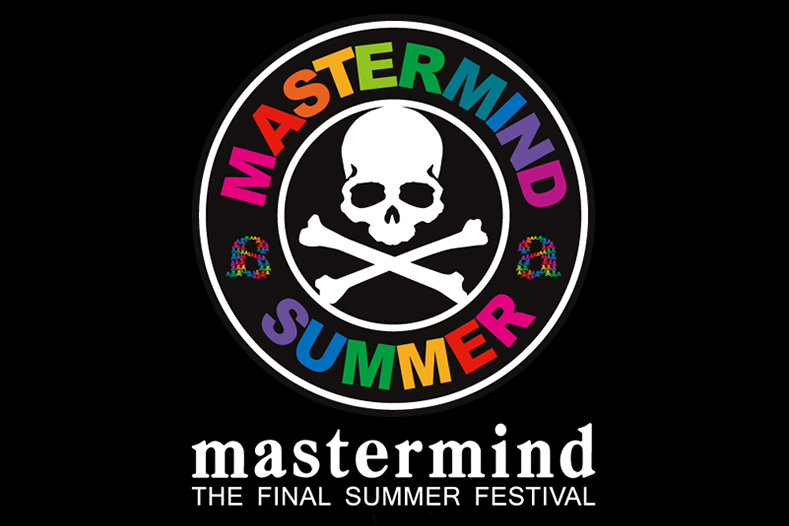 """mastermind JAPAN x a-nation """"THE FINAL SUMMER FES 2013"""" Musicweek"""