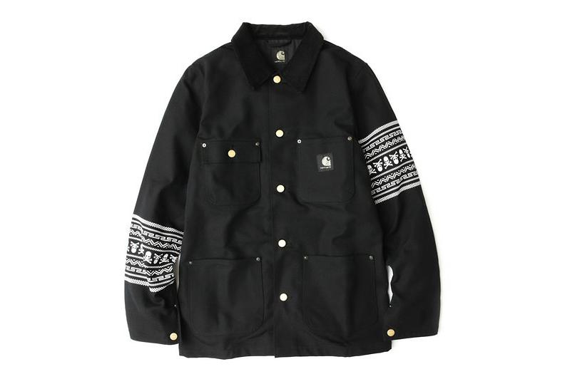 mastermind japan x carhartt 2013 fall chore coat