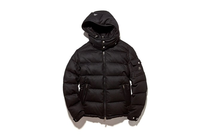 mastermind JAPAN x Moncler 2013 Fall Down & Cashmere Jacket