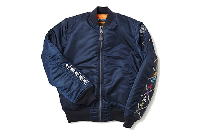 "mastermind JAPAN x uniform experiment 2013 Fall/Winter ""Navy"" Collection"