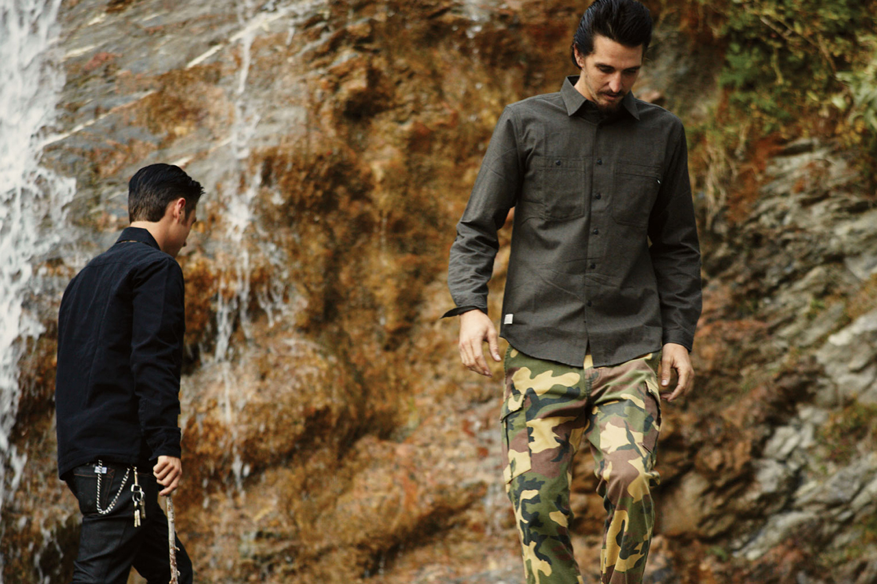 matix 2013 fall winter waterfall lookbook
