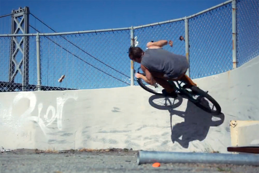 "Matt Reyes 2013 ""Wheel Talk"" Fixed Freestyle | Video"