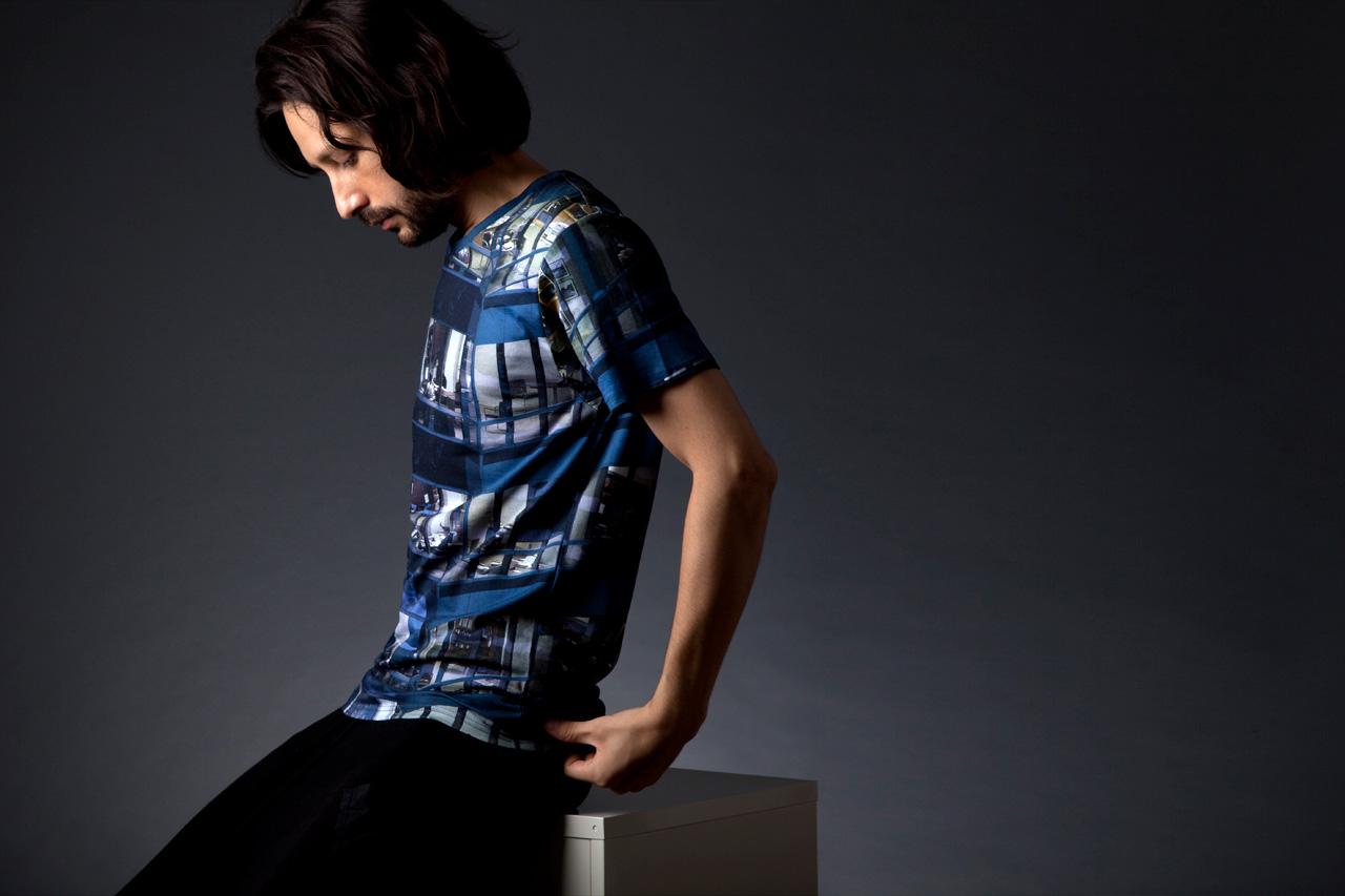 """Michael Wolf x Carven """"Transparent City"""" T-Shirt"""