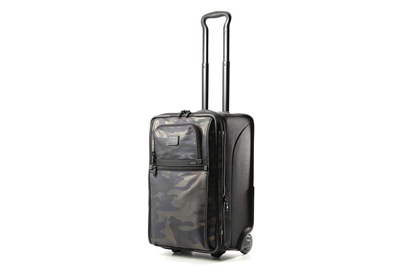 MIHARAYASUHIRO x Tumi Camo & Python Luggage Collection
