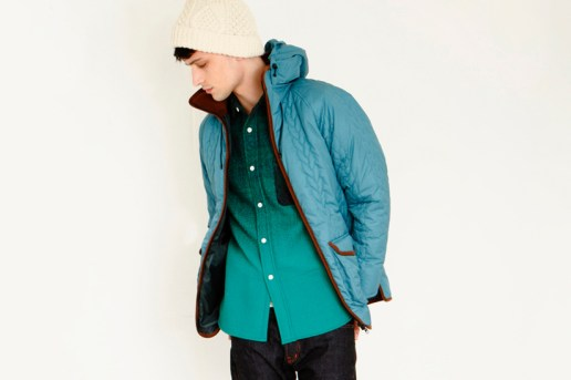 "Minotaur 2013 Fall/Winter ""DAWN"" Lookbook"