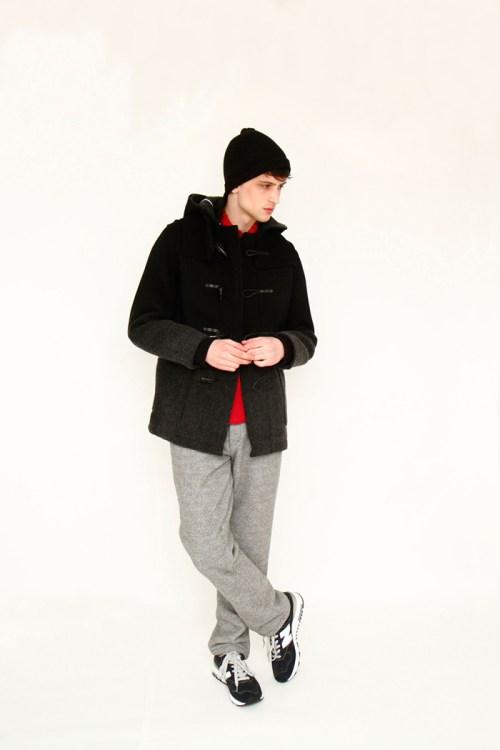 """Minotaur 2013 Fall/Winter """"DAWN"""" Lookbook"""
