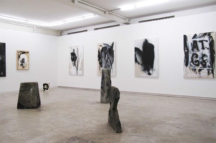 """Misha Hollenbach """"A.T.G.S."""" Exhibition @ Utopian Slumps"""