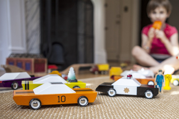 MO-TO: Modern Vintage Toy Cars