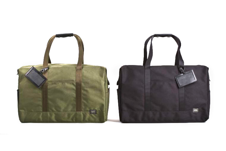 Monocle x Porter Boston Bag
