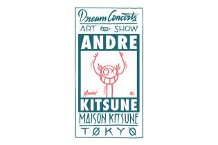 """Monsieur A's """"Dream Concerts"""" Art Show at Maison Kitsuné Tokyo"""