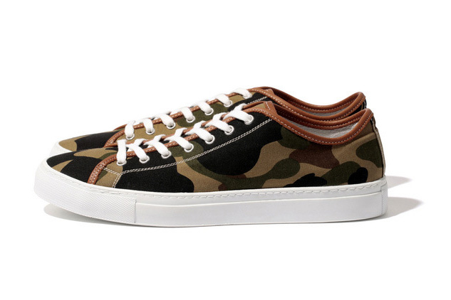 Mr. Bathing Ape 2013 Fall/Winter 1ST CAMO SNEAKER