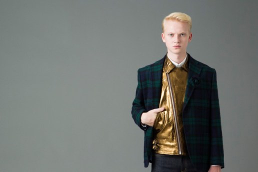 MR.GENTLEMAN 2013 Fall/Winter Lookbook