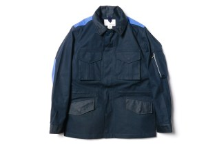nanamica GORE-TEX Military Jacket