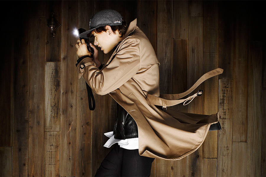 "nano universe 2013 Fall/Winter ""NANO/SECOND"" Lookbook"