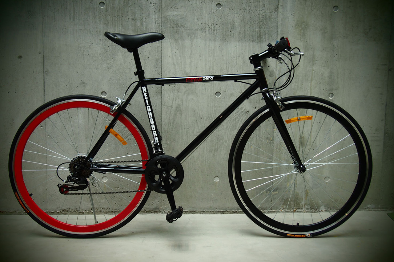 NEIGHBORHOOD x Coca-Cola Zero Road Bike Preview