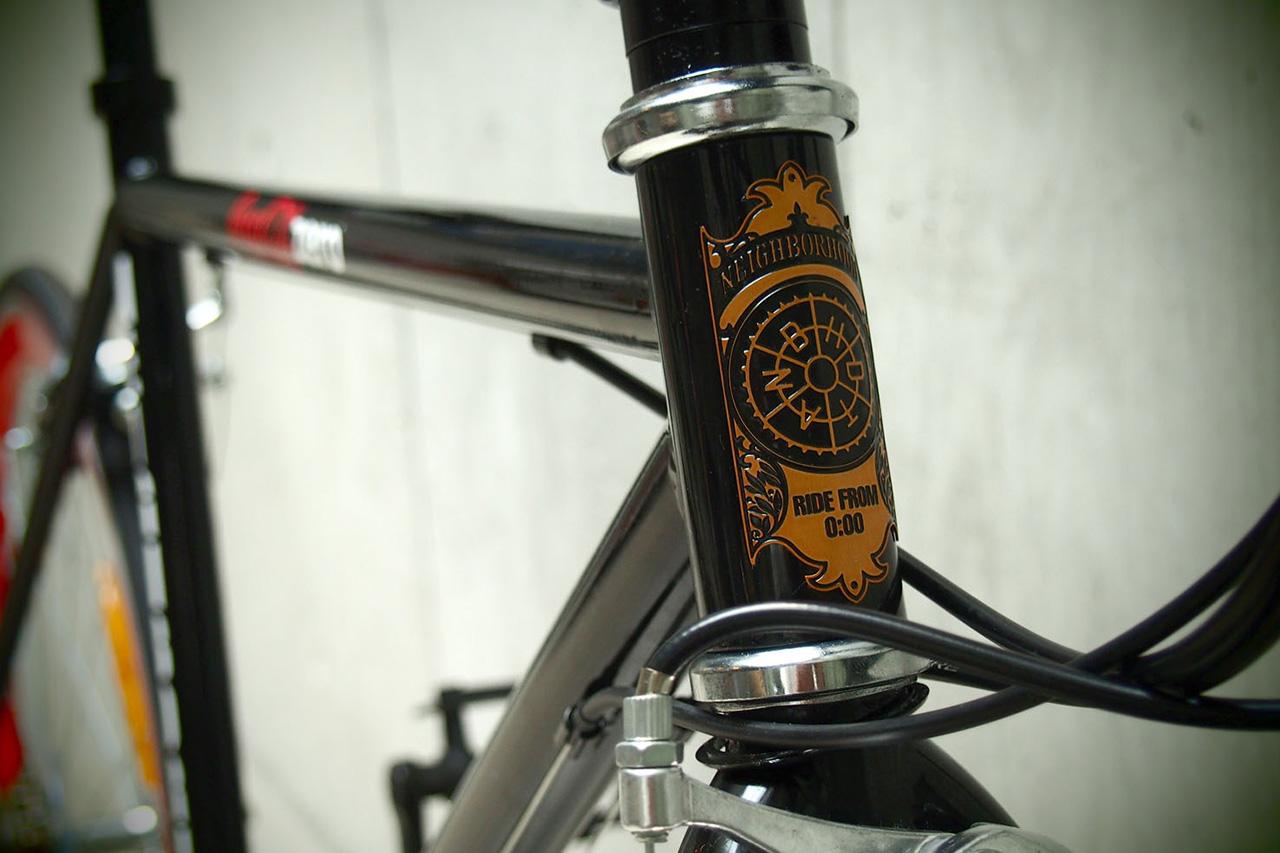 neighborhood x coca cola zero road bike preview